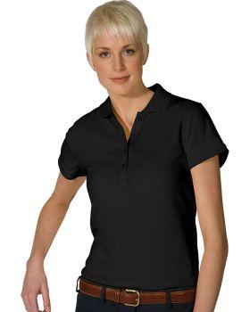 Edwards 5576 Ladies Hi Performance Mesh Short Sleeve Polo Shirts