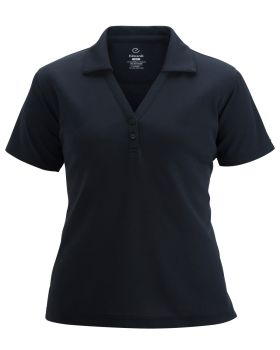 Edwards 5583 Ladies' Hi-Performance Mesh Polo With Johnny Collar