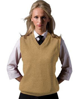 Edwards 561 V-Neck Acrylic Sweater Vest