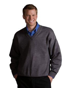 Edwards 565 V Neck Acrylic Sweater