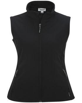Edwards 6425 Soft-Shell Vest - Ladies'
