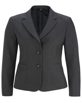 Edwards 6525 Ladies' Synergy Washable Suit Coat - Shorter Length