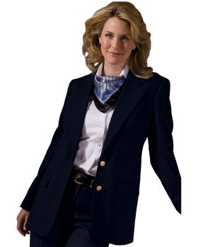 Edwards 6830 Ladies' Hopsack Blazer