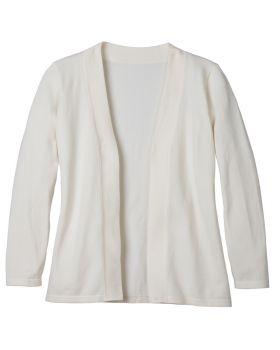 Edwards 7056 Ladies' Open Cardigan Sweater