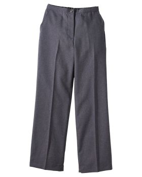 Edwards 8279 Ladies' Polyester Flat Front Pant