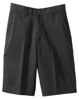 Edwards 8459 Ladies' Blended Flat Front Chino Short