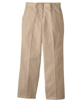 Edwards 8519 Ladies' Business Casual Flat Front Chino Pant