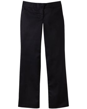 Edwards 8551 Ladies' Mid-Rise Flat Front Rugged Comfort Pant