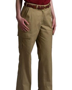 Edwards 8568 Ladies' Utility Flat Front Cargo Pant