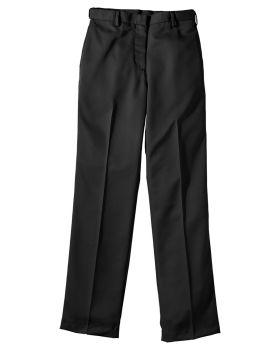 Edwards 8572 Ladies' Microfiber Flat Front Pant
