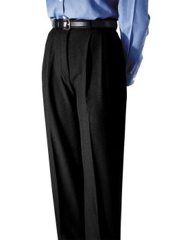 Edwards 8691 Ladies' Polyester Pleated Pant