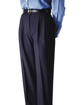 'Edwards 8691 Ladies' Polyester Pleated Pant'