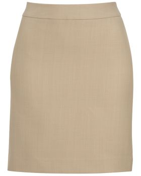 Edwards 9761 Ladies' Intaglio Microfiber Straight Skirt
