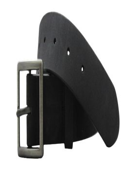 'Edwards BC01 Rugged Leather Garrison Belt'