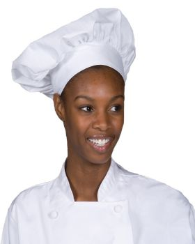 Edwards HT00 Poplin Chef Hat