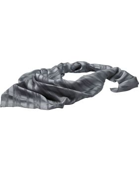 Edwards SC57 Solid Satin Mixed Weave Scarf