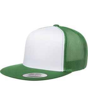 Flexfit 6006W Men's Classic Two Tone Trucker Cap