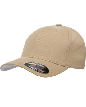 Flexfit 6377 Adult Brushed Twill Cap