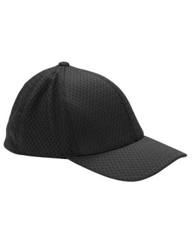 Flexfit 6777 Adult Polyester Spandex Athletic Mesh Cap