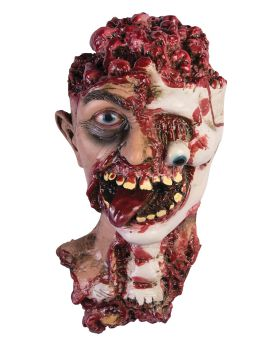 Forum FM75427 Rotted Zombie Head Prop
