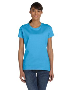 Fruit of the Loom L3930R HD Cotton Women's Short Sleeve T-Shirt