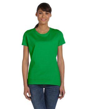 Fruit of the Loom L3930R Women's HD Cotton Short Sleeve T-Shirt