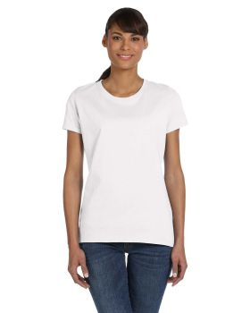Fruit of the Loom L3930R Women's HD Cotton Short Sleeve T-Shirt