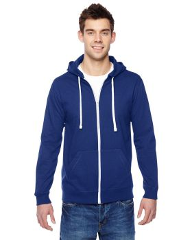 Fruit of the Loom SF60R Adult Sofspun Jersey Full-Zip