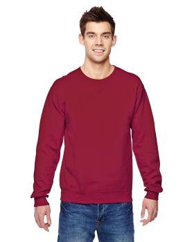 Fruit of the Loom SF72R Adult SofSpun Crewneck Sweatshirt