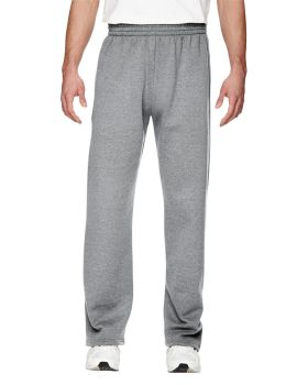 Fruit of the Loom SF74R Adult SofSpun Open-Bottom Pocket Sweatpants