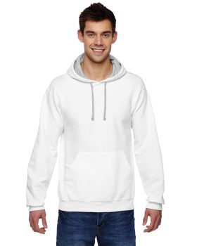 Fruit of the Loom SF76R Adult SofSpun Hooded Sweatshirt