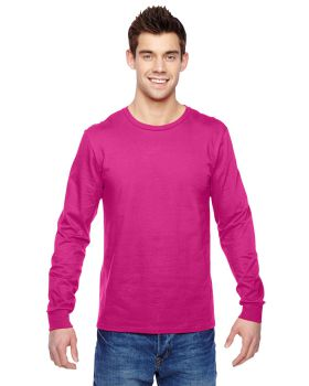 Fruit of the Loom SFLR Adult Sofspun Jersey Long-Sleeve T-Shirt