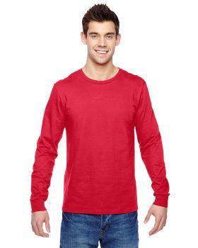 'Fruit of the Loom SFLR Adult Sofspun Jersey Long Sleeve T-Shirt'