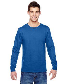 Fruit of the Loom SFLR Adult Sofspun Jersey Long Sleeve T-Shirt