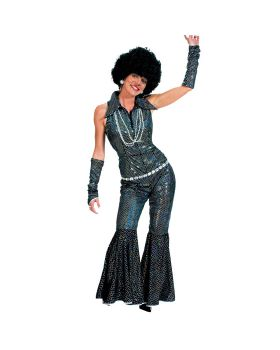 Funny fashions FF749888 Boogie Queen Adult Small