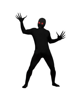 Funworld FW113652LG Fade Eye Skin Suit Child 12-14