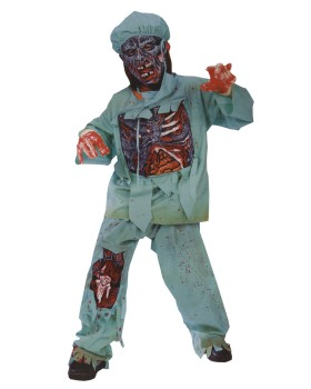 'Funworld FW5957SM Zombie Doctor Child Small'