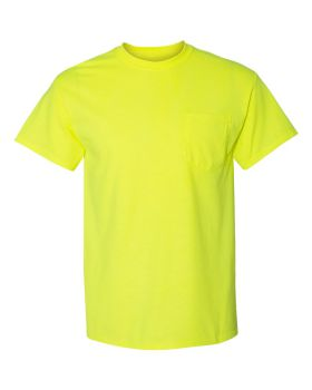 Gildan 8300 DryBlend with a Pocket T-Shirt