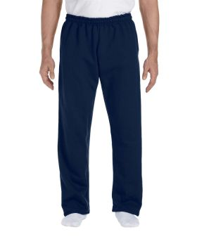 Gildan G123 Adult DryBlend Adult 50/50 Open-Bottom Sweatpants