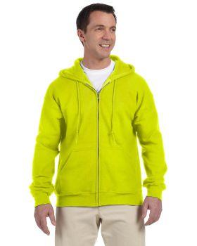 Gildan G126 Adult DryBlend Adult 50/50 Full-Zip Hood