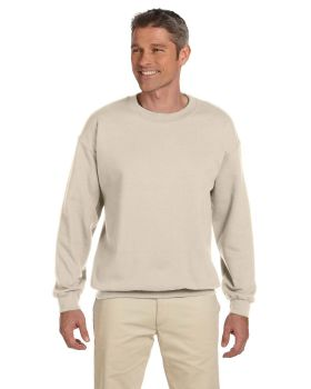 'Gildan G180 Adult 8.0 oz Heavy Blend Adult Fleece Crew SweatShirt'