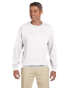 Gildan G180 Adult 8.0 oz Heavy Blend Adult Fleece Crew SweatShirt