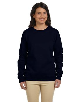 Gildan G180FL Women Heavy Blend™Fleece Crew