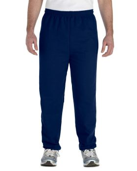 Gildan G182 Adult Heavy Blend Cotton Polyester Adult Sweatpants