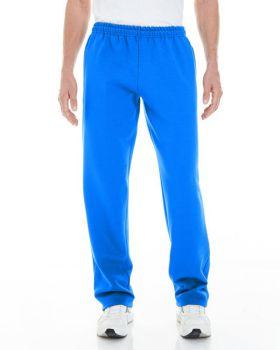 Gildan G183 Adult Heavy Blend Adult Open-Bottom Sweatpants with Pockets