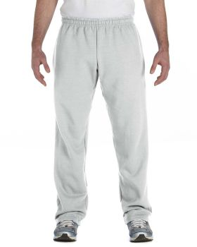 Gildan G184 Adult Heavy Blend Adult 50/50 Open-Bottom Sweatpants
