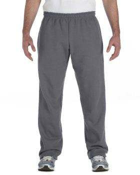 Gildan G184 Adult Heavy Blend Adult Open Bottom Sweatpants