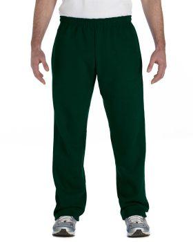 Gildan G184 Adult Heavy Blend Adult Open Bottom Sweatpants