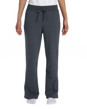 Gildan G184FL Ladies' Heavy Blend Ladies' 50/50 Open-Bottom Sweatpants