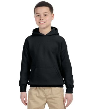 Gildan G185B Youth Heavy Cotton Polyester Blend Hoodie